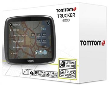 TomTom Navi TomTom Trucker 6000 Test